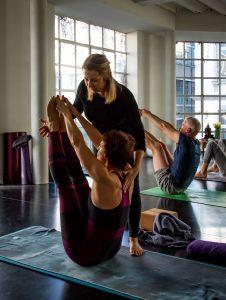 Adjustment Ashtanga Yoga Full Primary Hasselt Limburg
